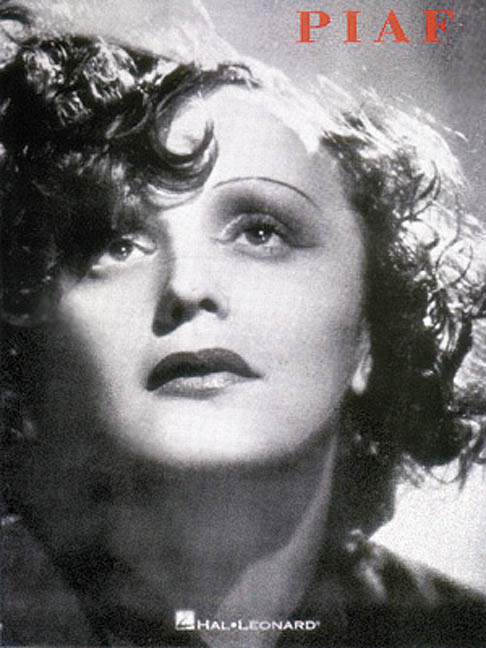 Edith Piaf Song Collection By Piaf, E.